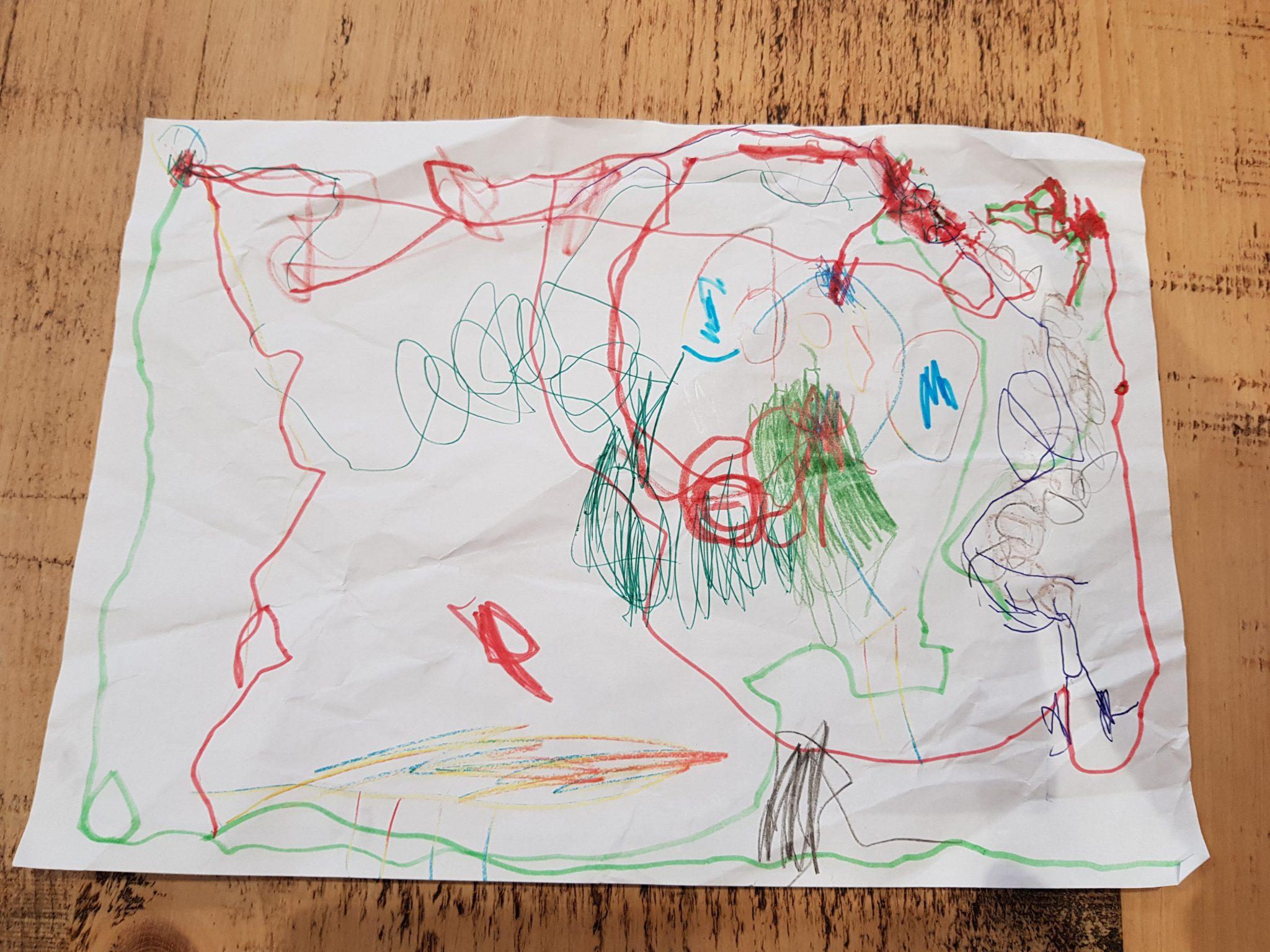 Dinosaur Drawings