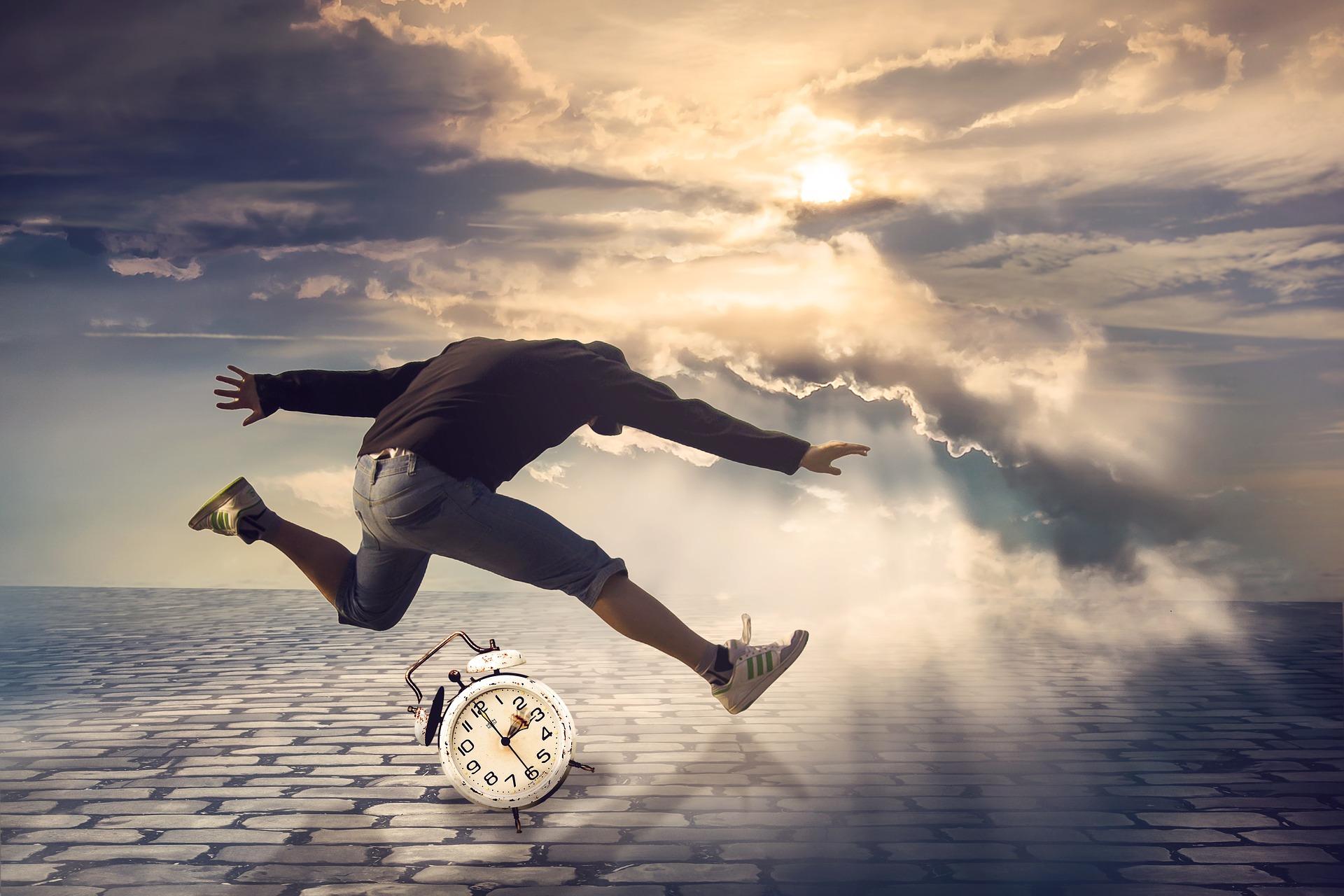 Is Efficiency Making You Sedentary?